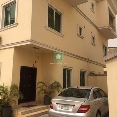 5 Bedroom Wing Duplex, Ikoyi, Lagos