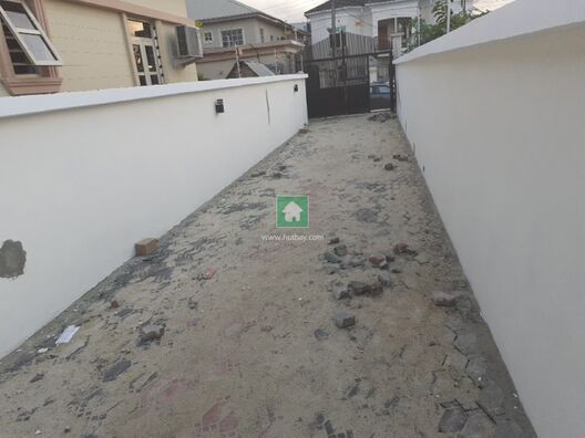 3Bedroom Bungalow With BQ For Rent At Thomas Estate Ajah, Ajah, Lagos