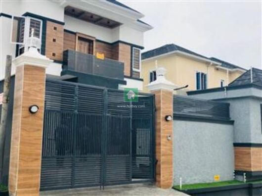 5 Bed Duplex for Sale in Osapa London, Osapa, Lekki, Lagos