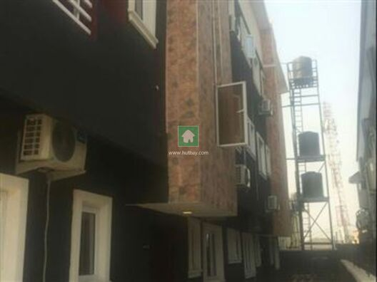 1 Bedroom Flat Apartment For Rent At Yaba Lagos Hutbay