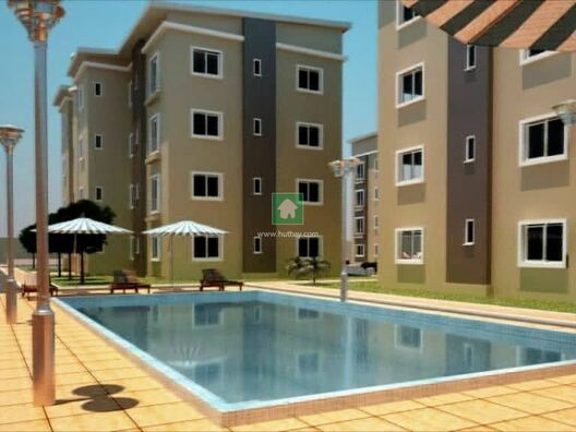 24 Units Of 3 Bedroom Flats With 1 Room Maid Quarters Each, Lekki, Lagos