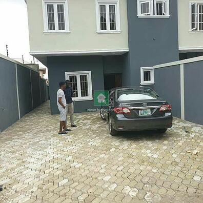 4Bedroom Semi-Detached Duplex In Magodo, Magodo, Lagos