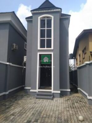 Luxury, Furnished And  Fully Detached Duplex  For Shortlet, Ibadan, Oyo