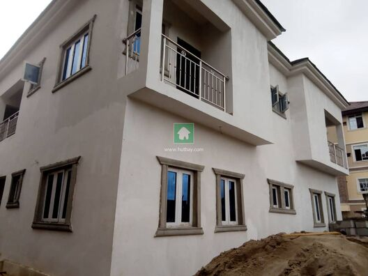 Newly Built 2 Bedroom Flat For Rent At LBS, Ajah, Lagos